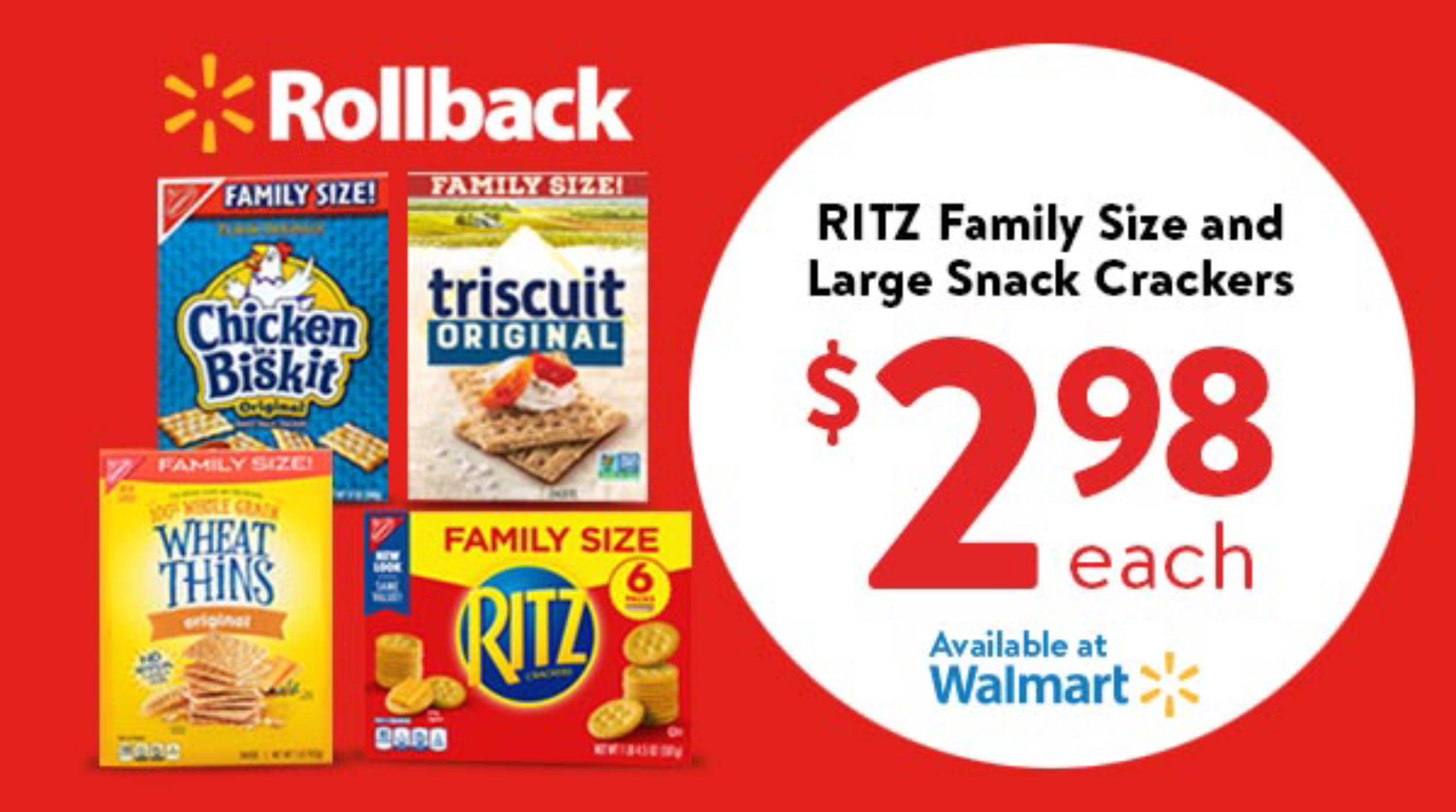 Coupon for Crackers